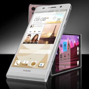 Huawei Ascend P6S: теперь и в России